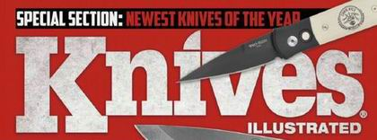 Knives Illustrated - banner